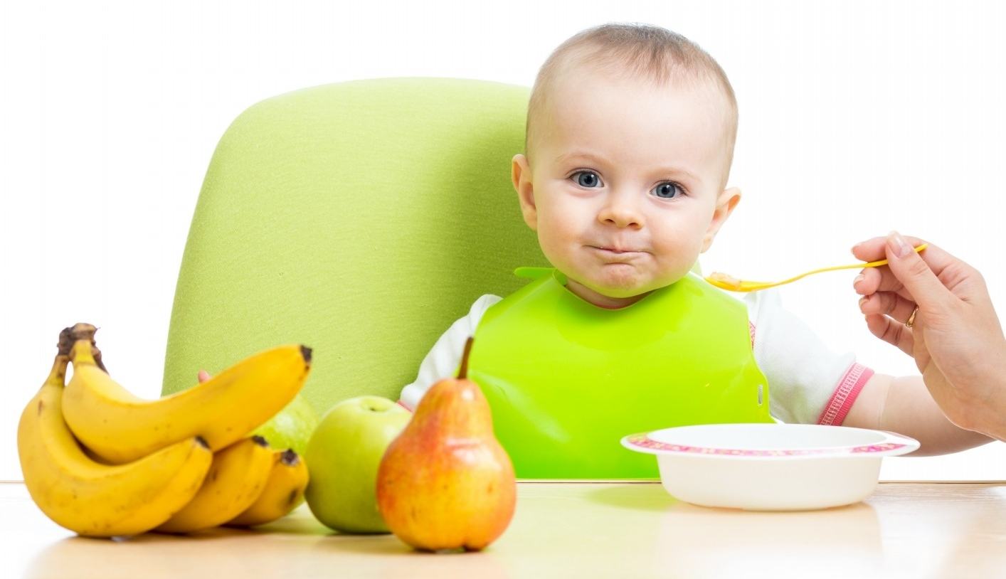 Infancy Diets
